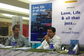 Audience interaction at the Bangalore launch.