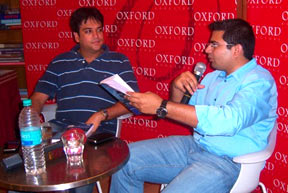 Love, life & all that jazz... - Chennai Launch at Oxford Bookstore